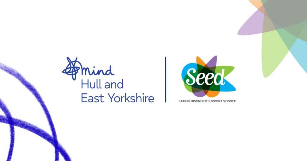 We've partnered with SEED – Eating Disorder Support Services.